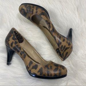 Naturalizer N5 Comfort Heels Lennox Brown
